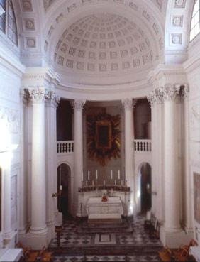 Oratorio di Sant'Onofrio. Dicomano. Foto di Massimo Certini