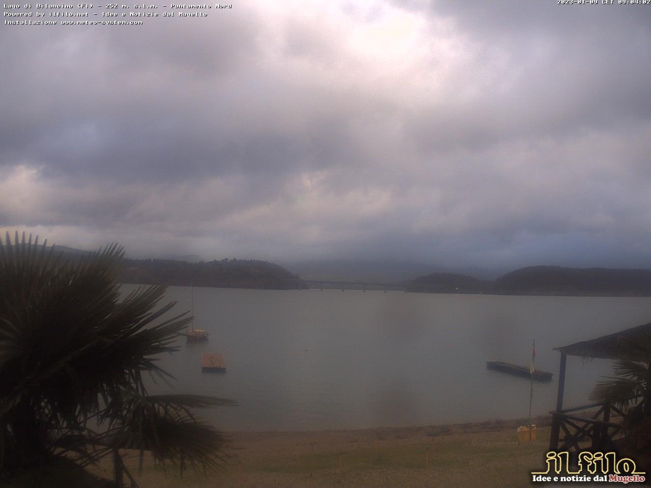 Webcam Mugello Lago del Bilancino