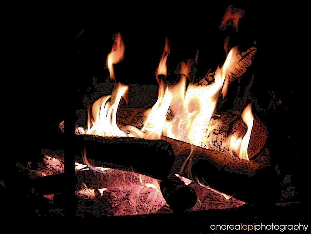 fuoco per racconto