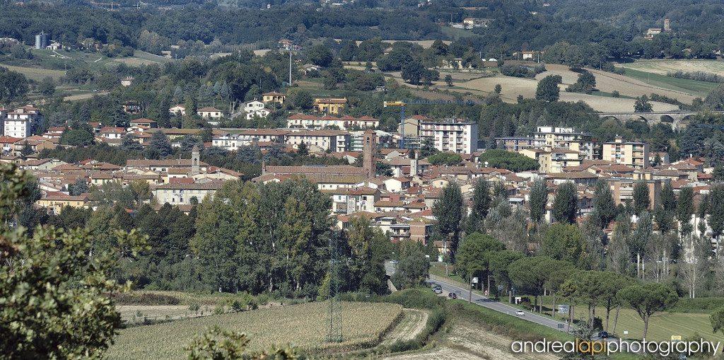 Borgo - panorama