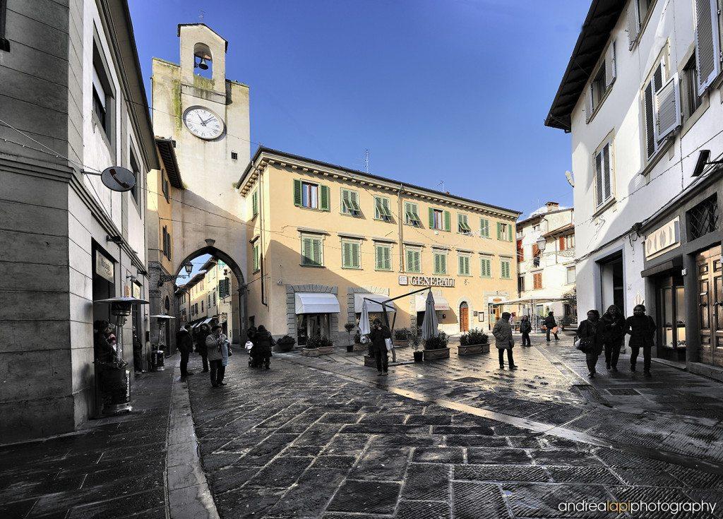 Centro di Borgo San Lorenzo