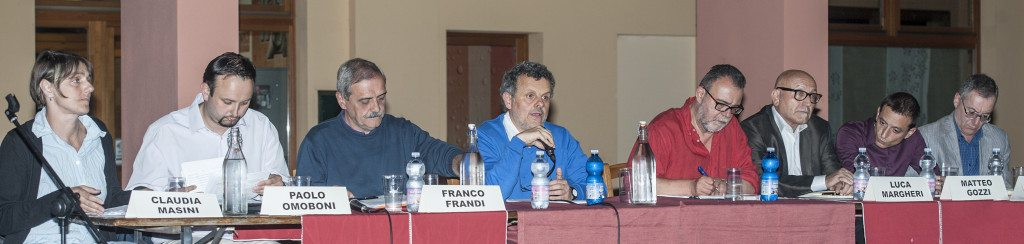 Candidati sindaci - Dibattito pubblico