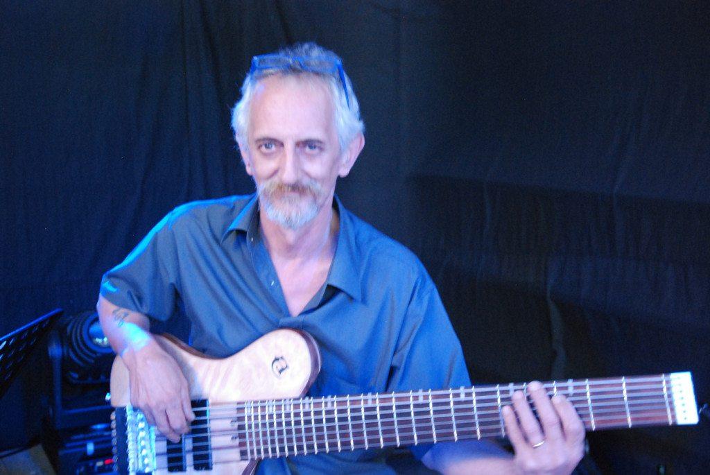 Angelino Cappelli - bassista - Marradi