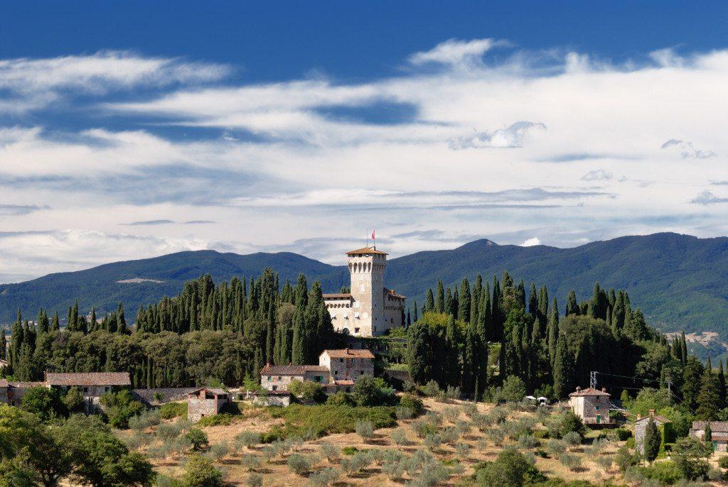 Il Castello del Trebbio - San Piero a Sieve