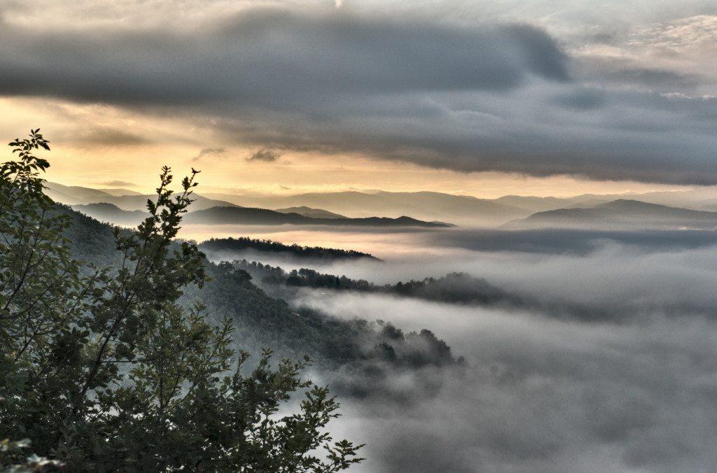 Panorama da Gattaia