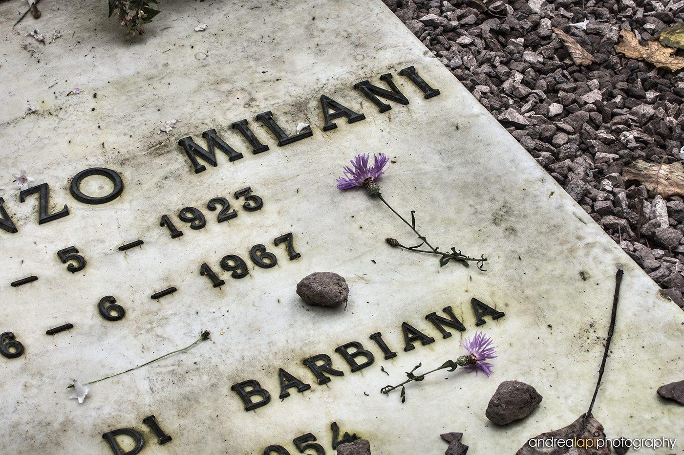 Tomba don Milani