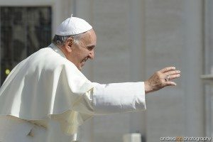 Papa Francesco @ Fortezza Da Basso Firenze
