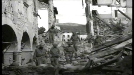Firenzuola-bombardamento