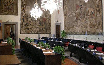 Palazzo Medici Riccardi Sala delle quattro stagioni