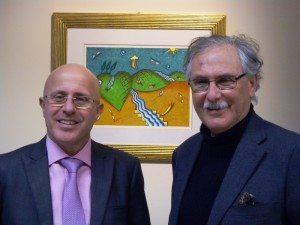 Il presidente del Consorzio di Bonifica Medio Valdarno, Marco Bottino