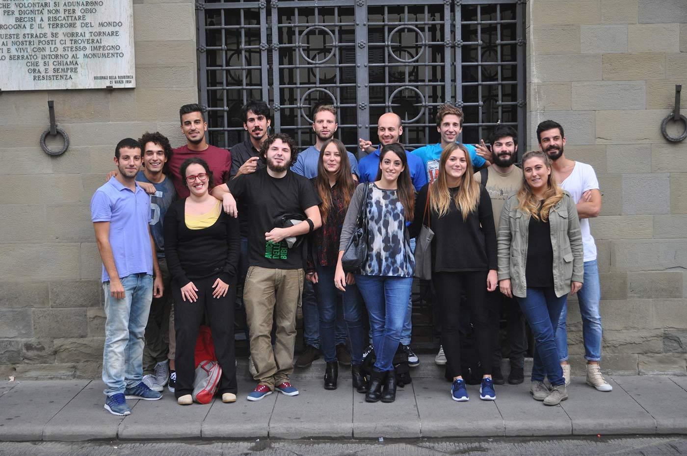 Gli Amici delle Biblioteche di Borgo San Lorenzo