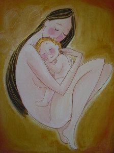 mamma allattamento 1