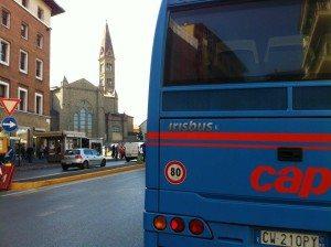 Cap a Firenze