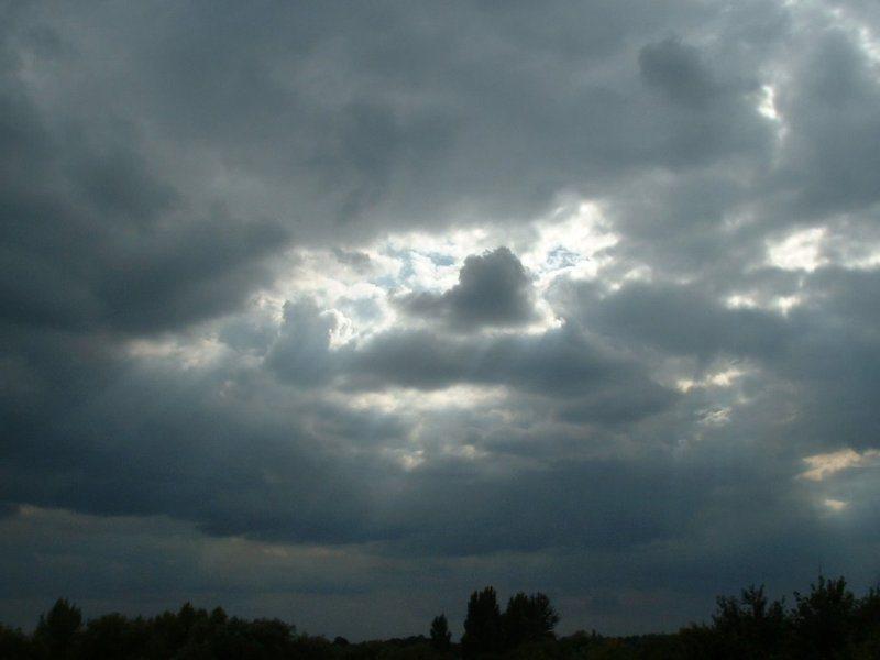 nuvoloso nuvola nube