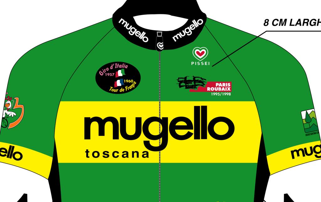 La nuova Maglia del Mugello Toscana Bike