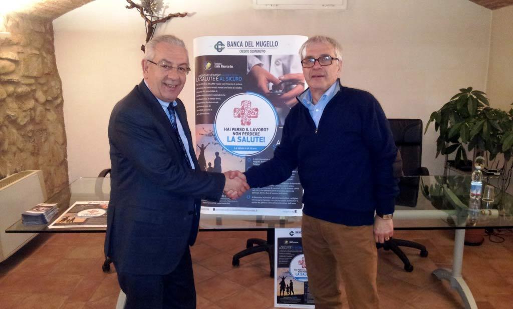 La presentazione del progetto tra Fondazione Estote Misericordes e Banca del Mugello