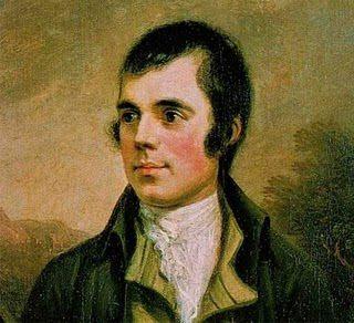 Robert Burns Scozia