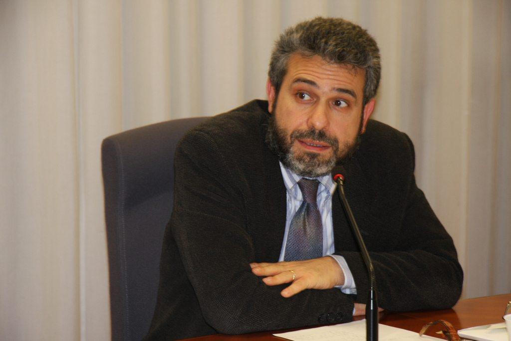 Il prof. Marco Bontempi