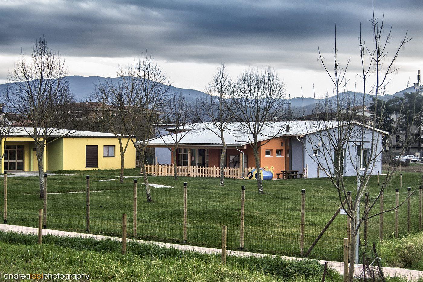 Asilo Nido di via Curiel - Borgo San Lorenzo (Foto A.Lapi)