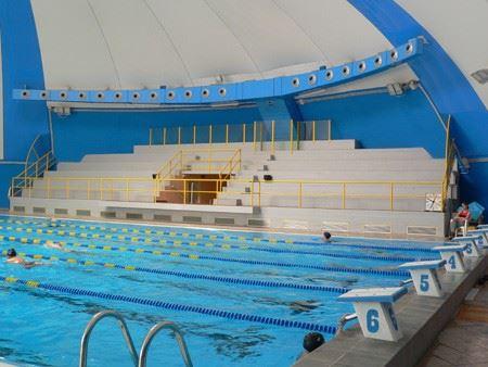 Le piscine di Borgo San Lorenzo