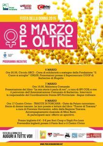 Festa donne 2015 a Barberino