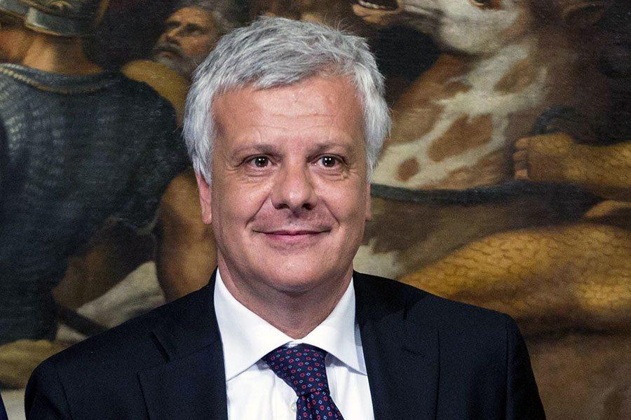 Il Ministro Gian Luca Galletti