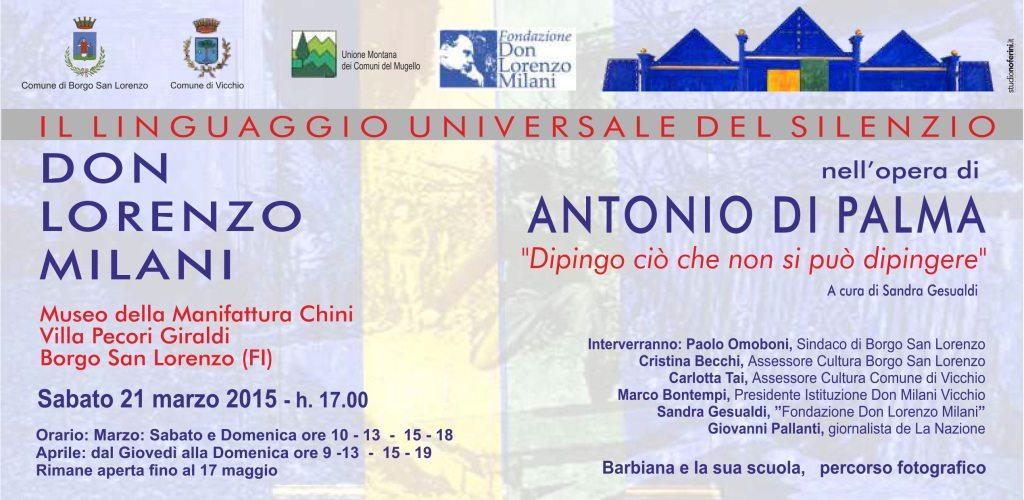 """Borgo, """"Il linguaggio Universale del Silenzio"""""""