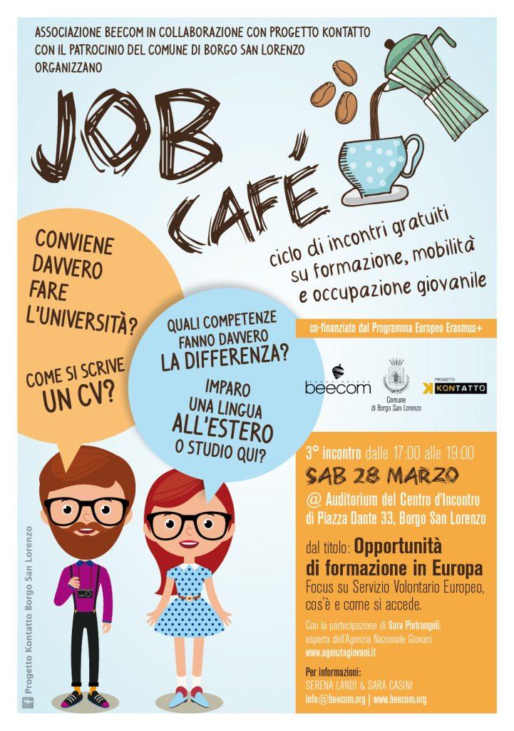 Job Cafe n3 2015