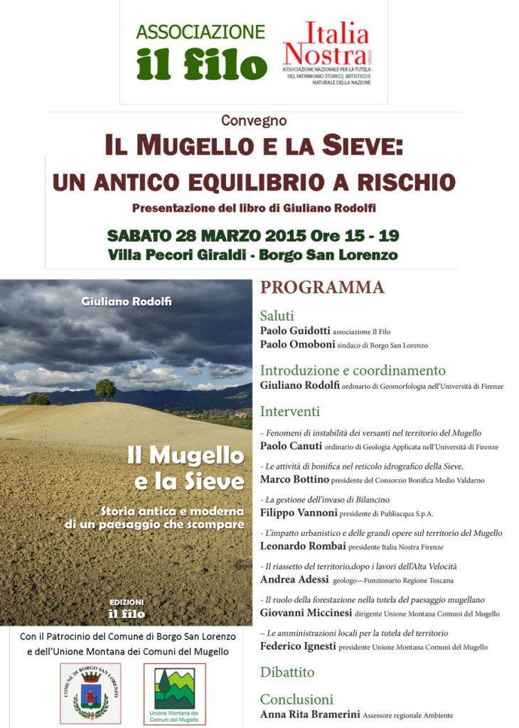 """Borgo, """"Il Mugello e la Sieve"""" @ Villa Pecori Giraldi   Borgo San Lorenzo   Toscana   Italia"""