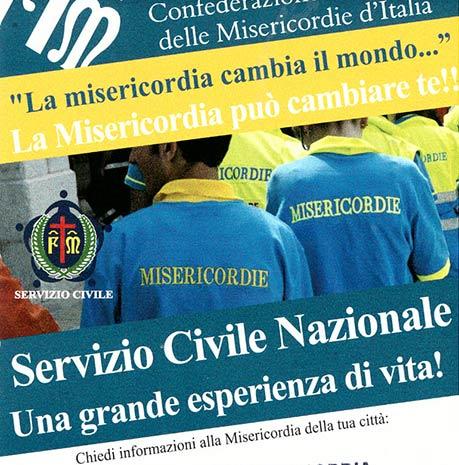 Servizio-Civile Misericordia