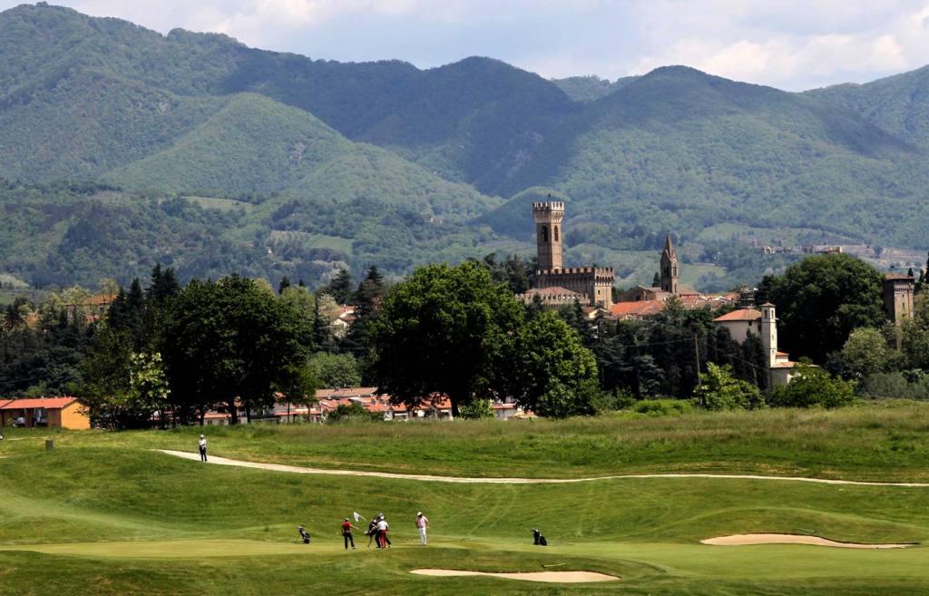 Il campo da golf Poggio dei Medici a Scarperia