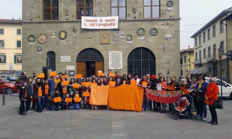 flash mob mar 2015 borgo 1