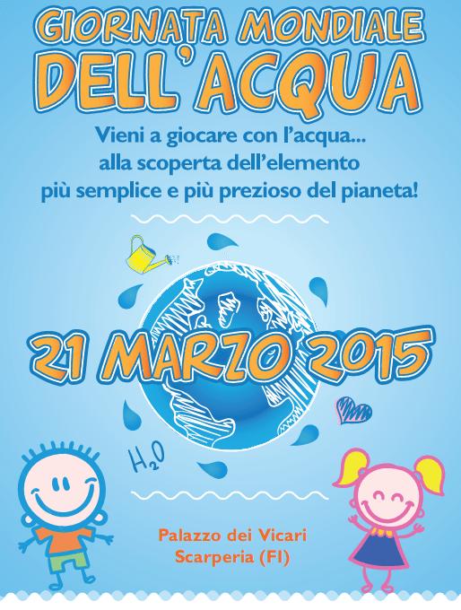 Sanpellegrino giornata mondiale acqua 2015 iniziativa palazzo de' vicari