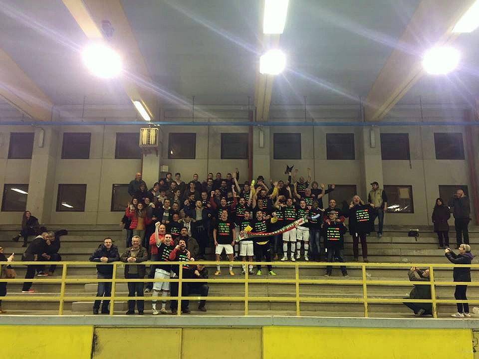 I tifosi della Mattagnanese