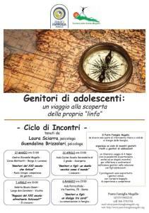 """Borgo, incontro """"Genitori di adolescenti"""" @ Centro Giovanile del Mugello   Borgo San Lorenzo   Toscana   Italia"""