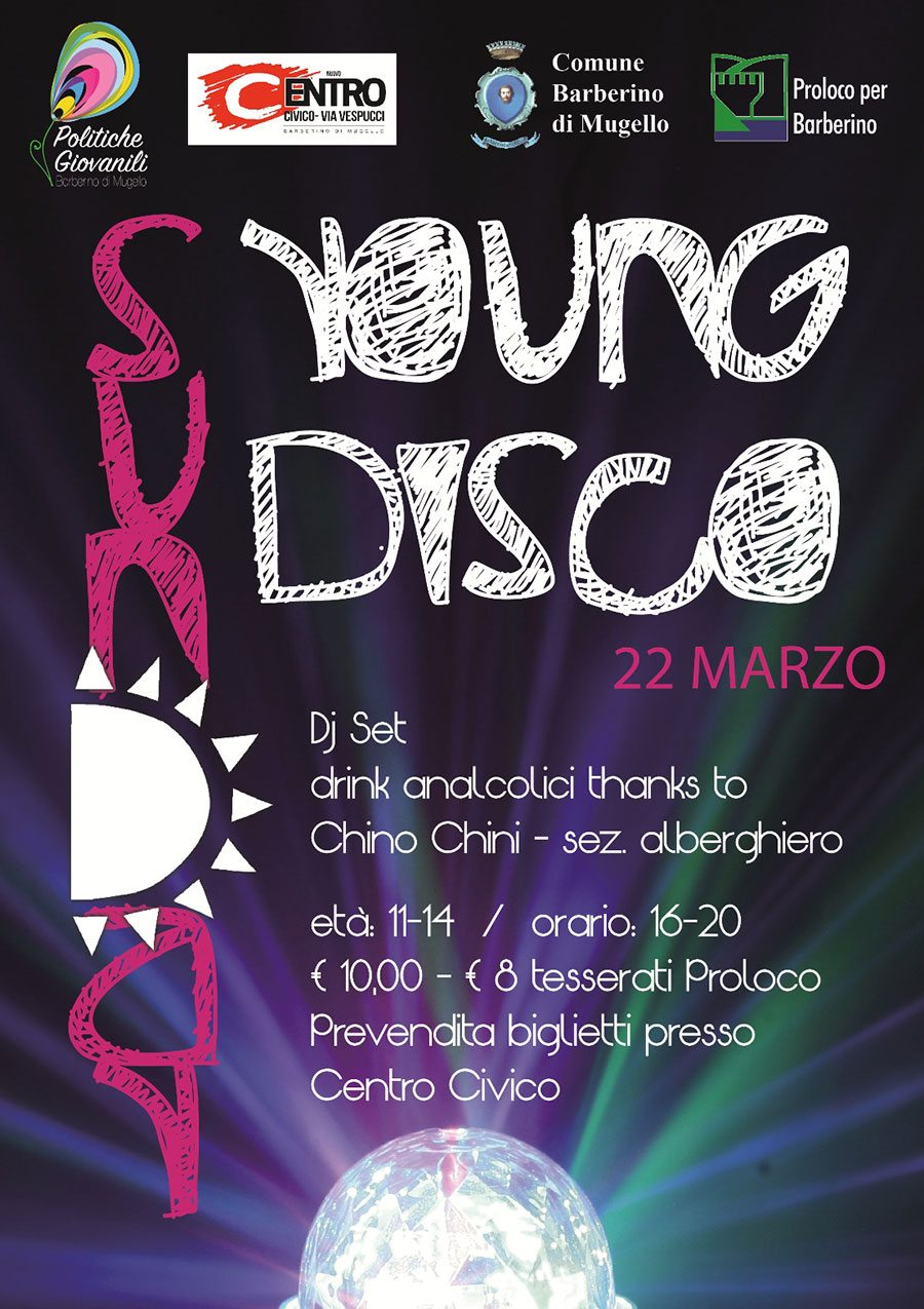 sunday young disco