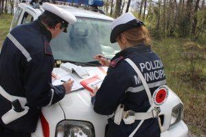 Polizia municipale in Mugello