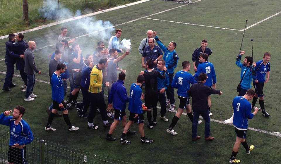 borghigiana 2015 vittoria campionato seconda categoria