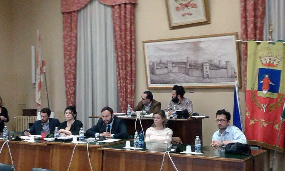 consiglio comunale Borgo San Lorenzo