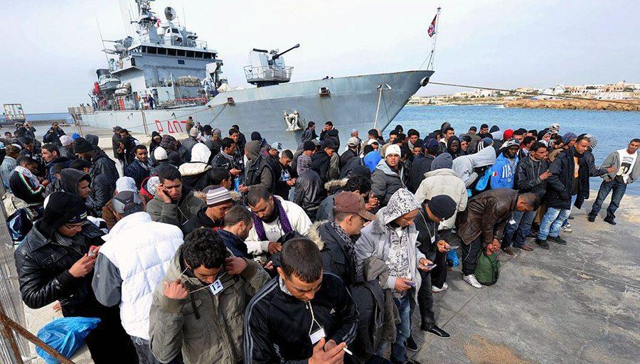 immigrazione profughi