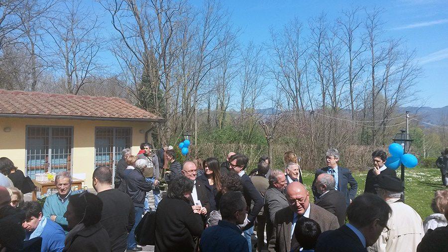 inaugurazione AIABA borgo elisa