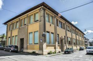 L'ex-scuola elementare di via Don Minzoni a Borgo San Lorenzo