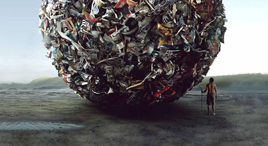 Gestione-rifiuti riciclo