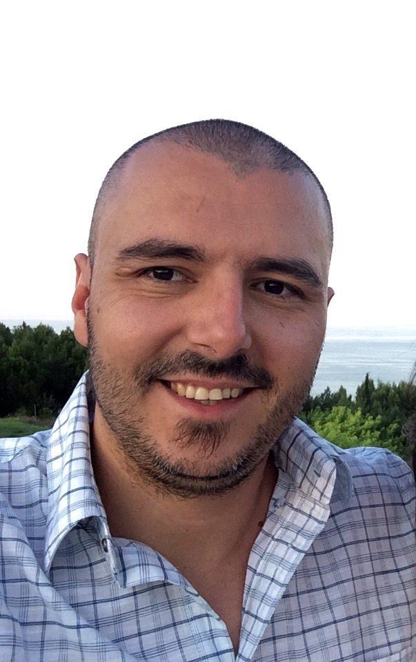 Alessio Capecchi, presidente della Pro Loco di Borgo San Lorenzo