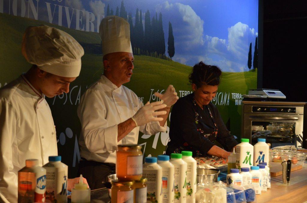 incrocci a Mugello a Toscana Fuori Expo 2015