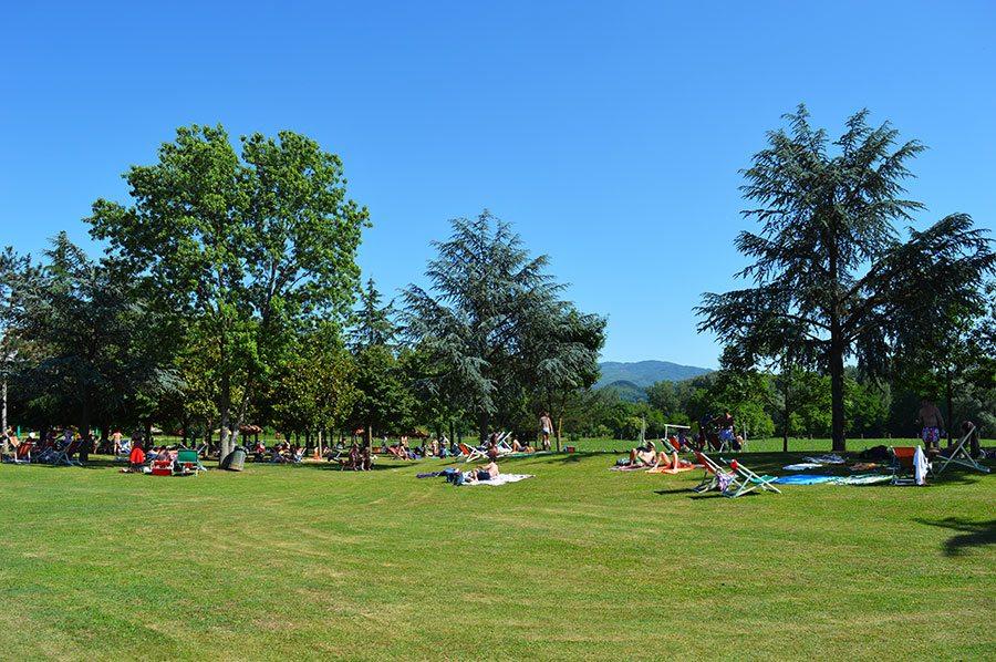 Il filo del mugello piscine di borgo san lorenzo aperto anche il bar - Piscina borgo san lorenzo ...