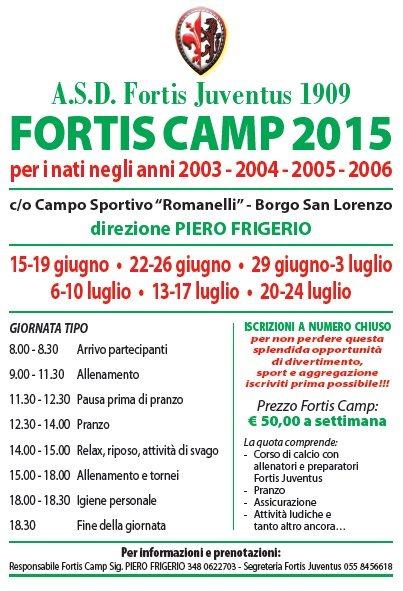 camp-estivo-fortis-2015