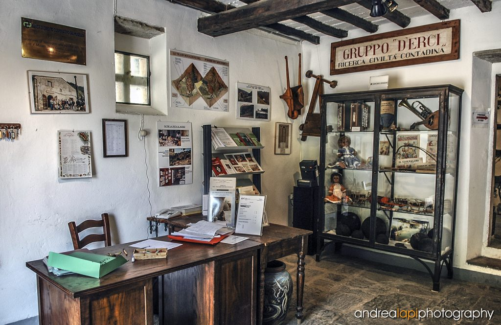 Il museo di Casa d'Erci