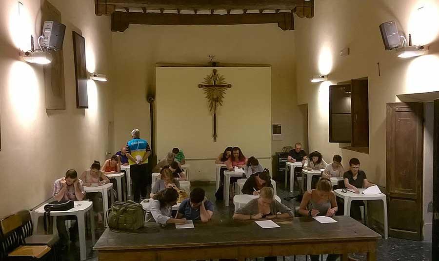 Gli esami di primo livello del corso di pronto soccorso