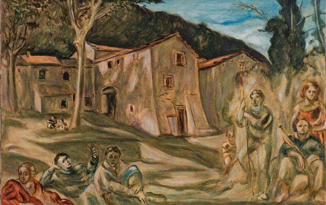 IL Fornello -Roberto Barni
